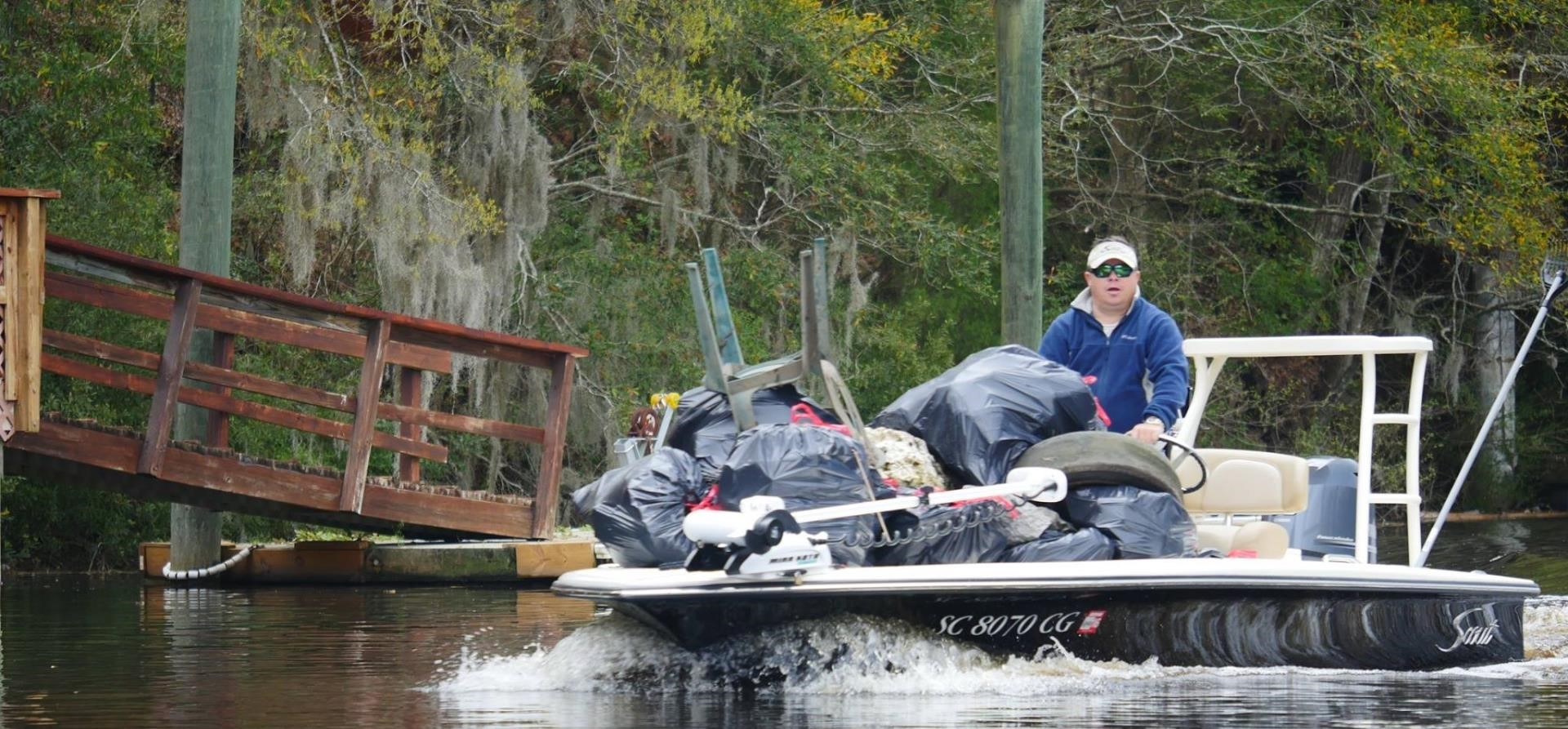 Annual Ashley River Cleanup Event