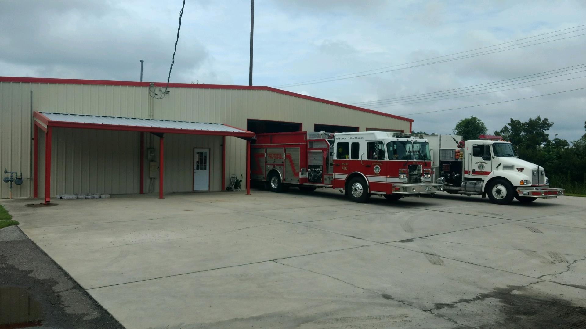 Dorchester County Fire Stations | Dorchester County, SC website